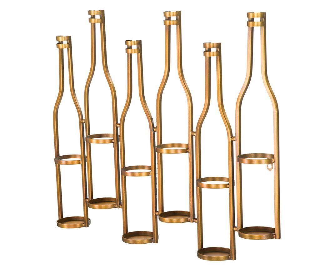 Stensko držalo za steklenice Space Bottely