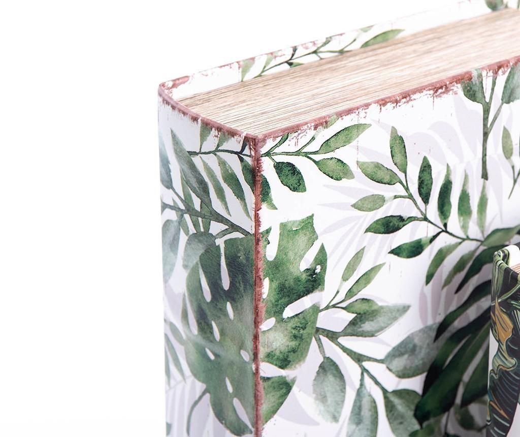 Set 2 kutije tipa knjige Magdalena