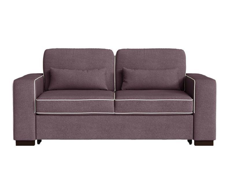 Katherine Plum Grey Kétszemélyes kihúzható  kanapé