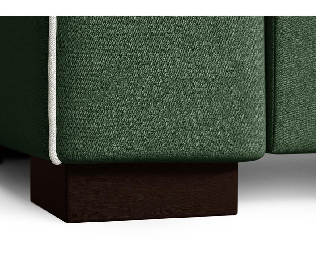 Katherine Green Grey Kétszemélyes kihúzható  kanapé