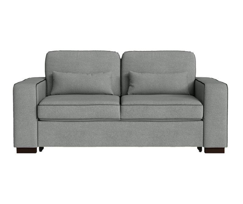 Katherine Grey Anthracite Kétszemélyes kihúzható  kanapé