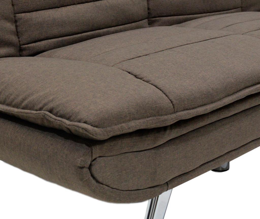 Kauč na razvlačenje Comfort Brown