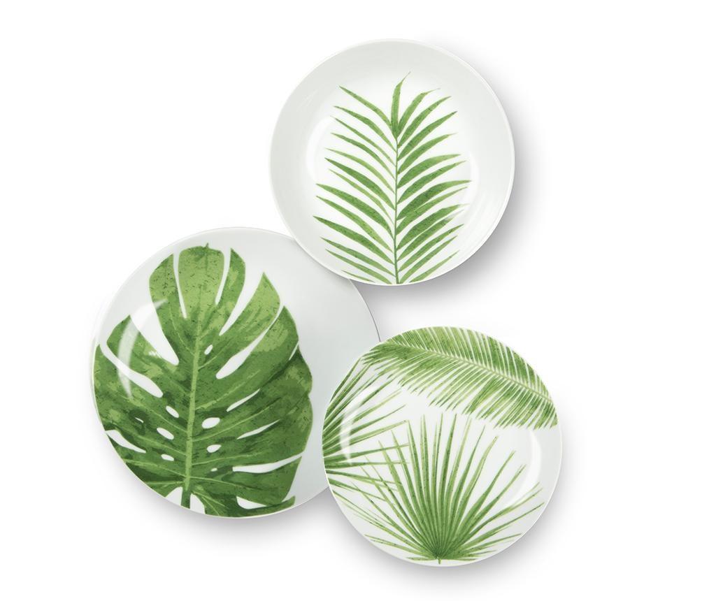 18-dijelni servis za jelo Foliage