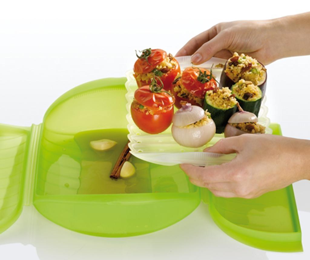 Healty Főzőtároló mikrohullámú sütőbe