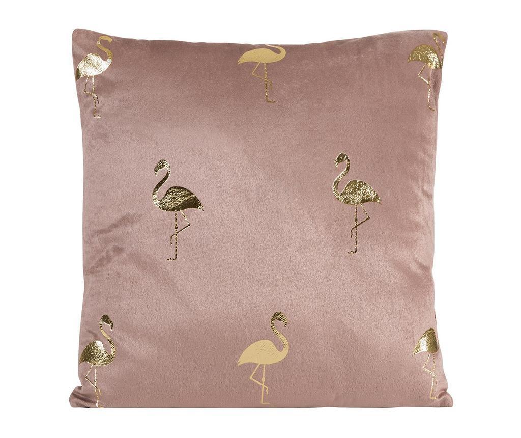 Fata de perna Flamingo Royal 45x45 cm