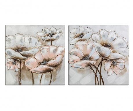Комплект 2 картини Marcy 60x60 см