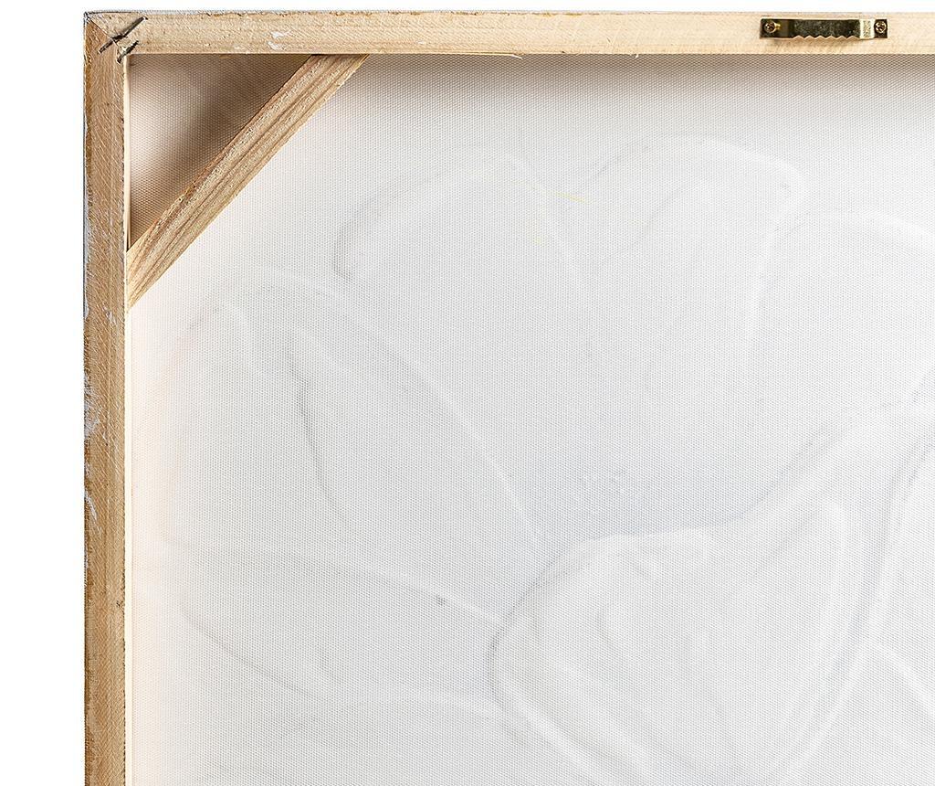 Sada 2 obrazů Raphael 80x80 cm