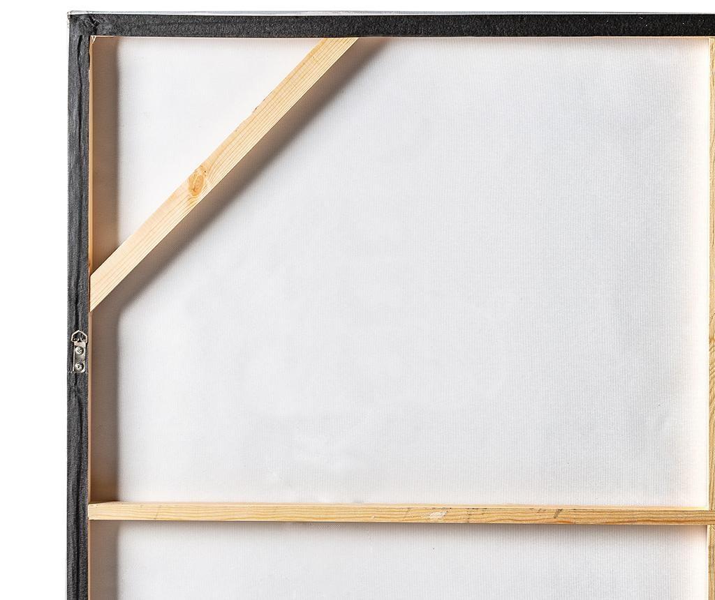 Set 2 tablouri Corrine 80x80 cm