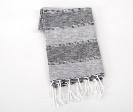 Πετσέτα μπάνιου Ege Grey 45x90 cm