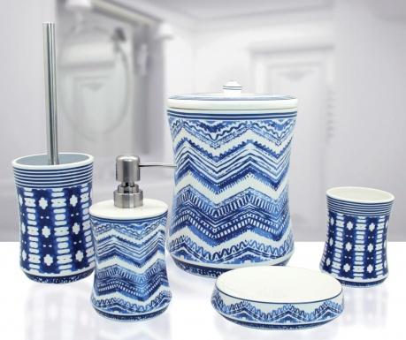 Σετ μπάνιου 5 τεμάχια Leron Blue