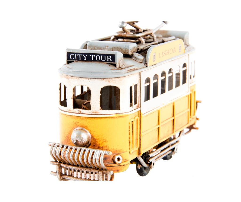 Decoratiune Tram Yellow
