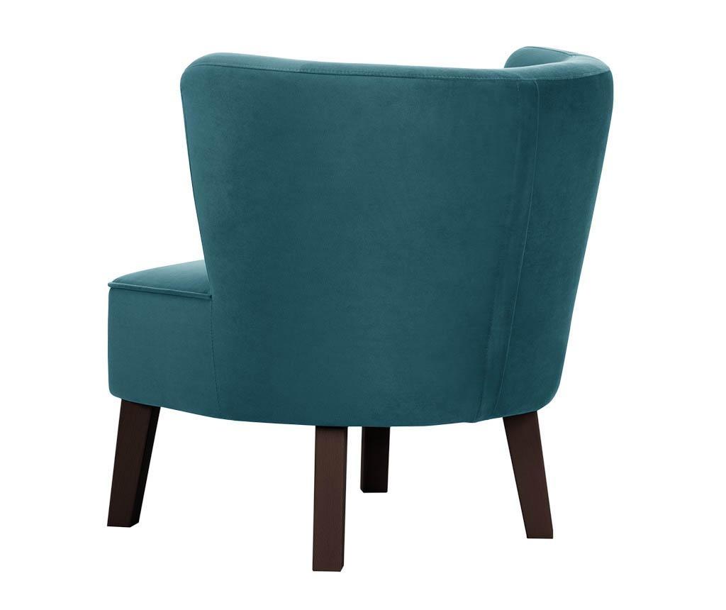 Fotelj Organza Turquoise