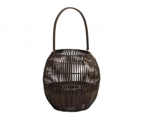Свещник Bamboo Black