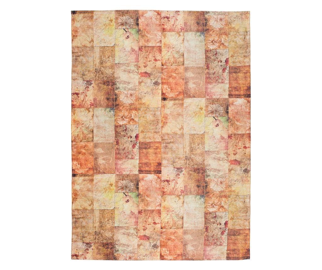 Covor Chenille Alice Wonderland 80x150 cm