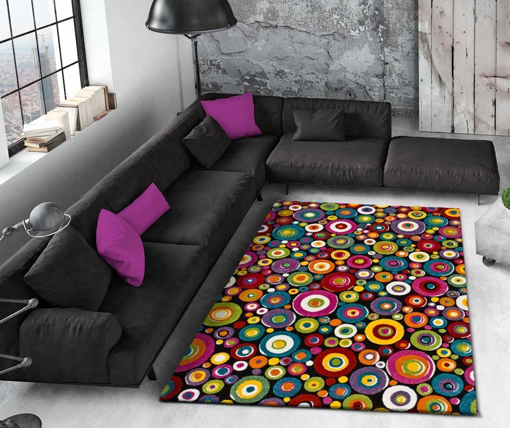 Covor Happy Circles 80x150 cm