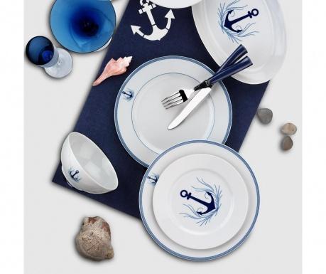 Σετ πιάτα φαγητού 24 τεμάχια Dinner Sylvia