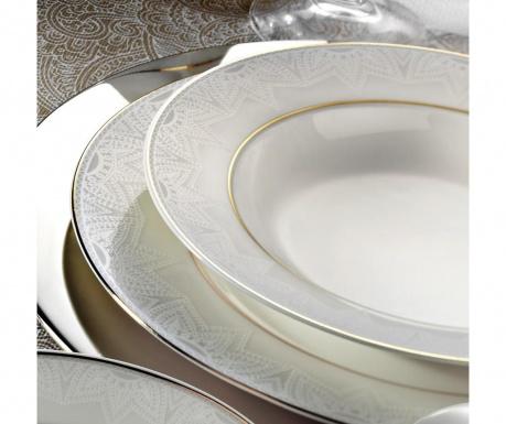 Σετ πιάτα φαγητού 24 τεμάχια Dinner Flossie