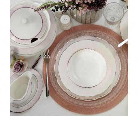 Σετ πιάτα φαγητού 61 τεμάχια Dinner Deloris