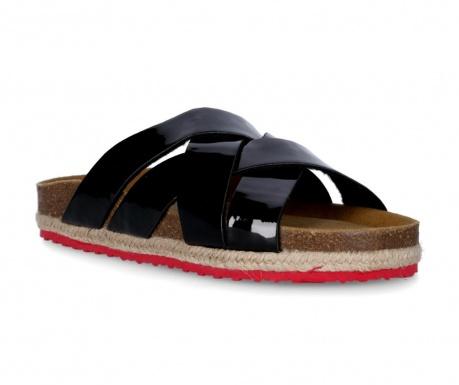 Γυναικεία παπούτσια Cross Spark Black