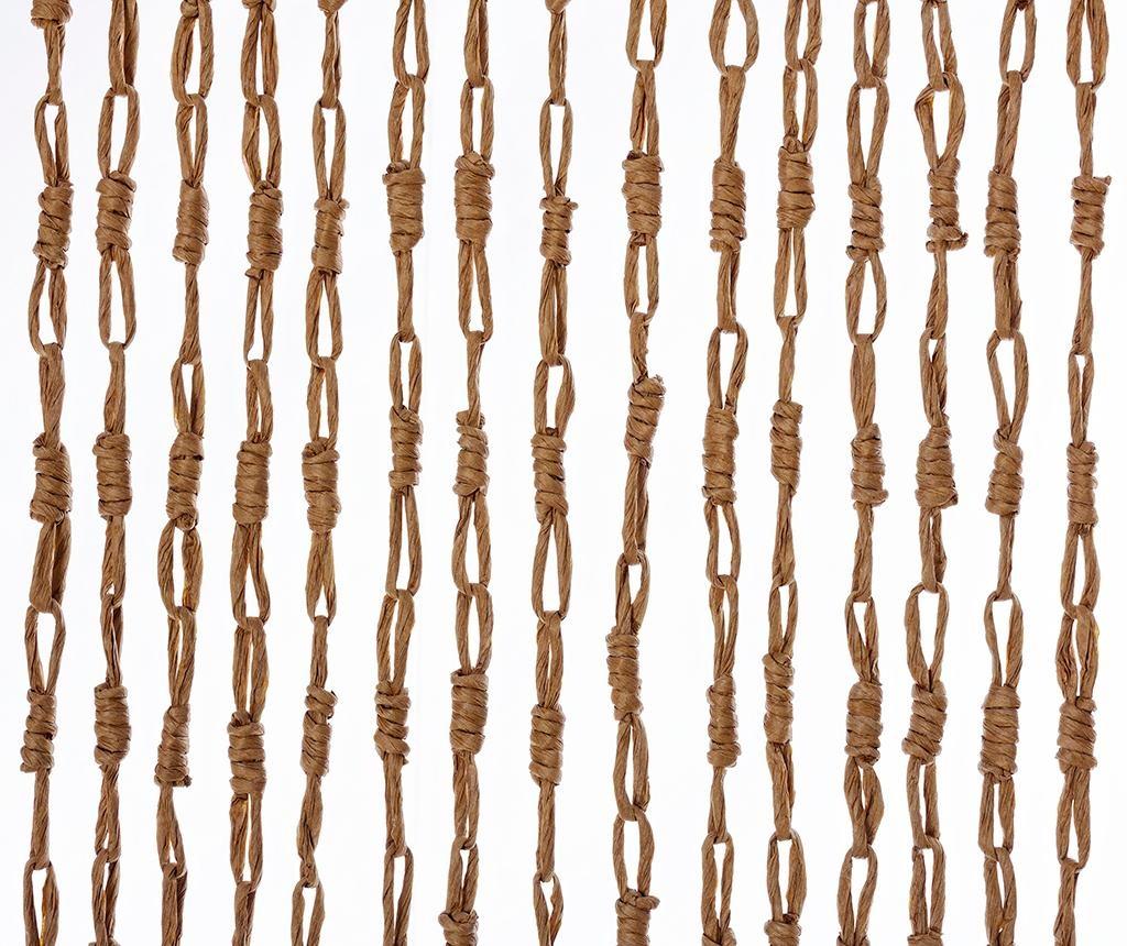 Perdea de usa Knots 100x220 cm