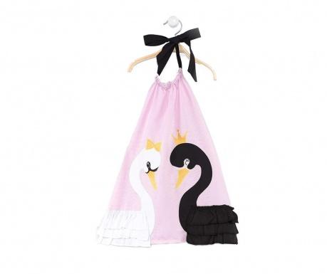 Παιδικό φόρεμα Swan Pink