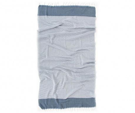 Кърпа за баня Pestemal Mia Blue 90x170 см