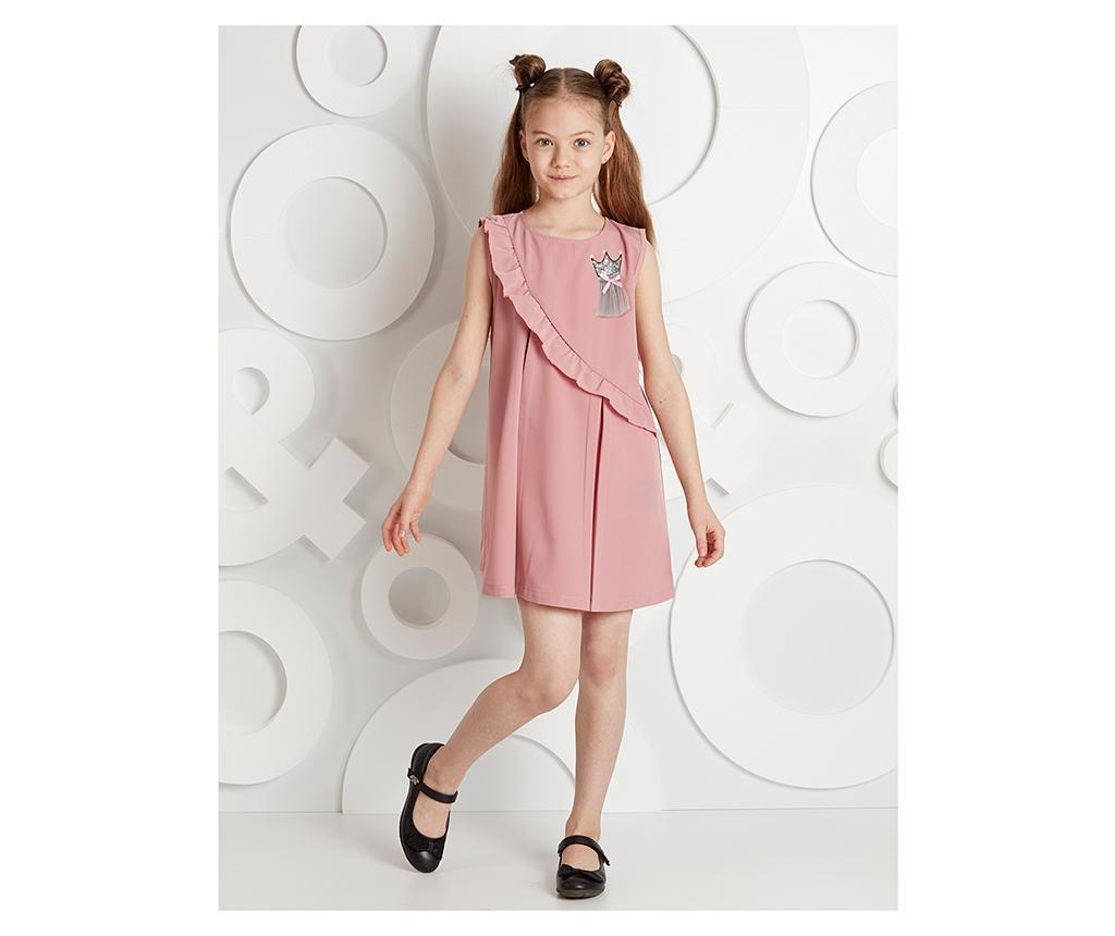 Otroška obleka Crown 4 let