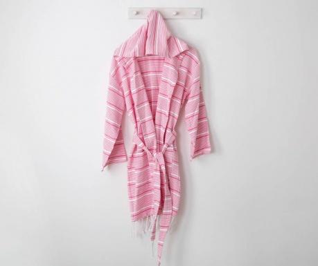 Халат за баня унисекс Tilsim Pink
