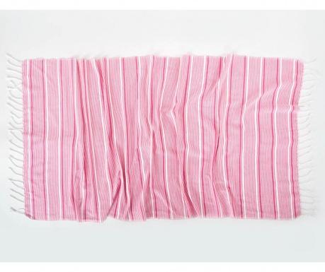 Кърпа за баня Pestemal Tilsim Pink 90x170 см