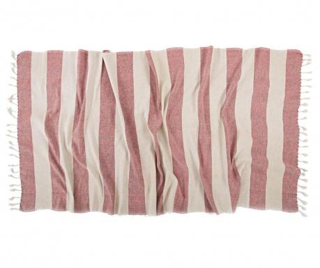 Кърпа за баня Pestemal Belen Coral 90x170 см