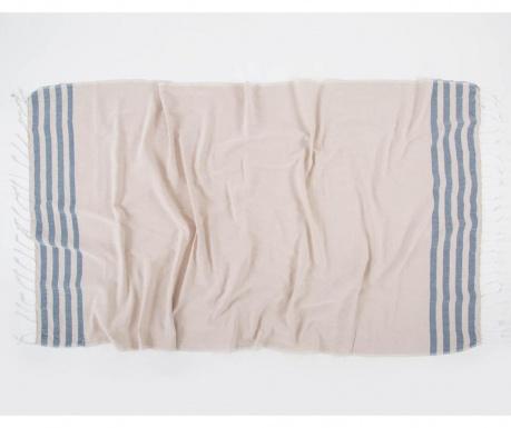 Кърпа за баня Pestemal Koza Navy 90x170 см