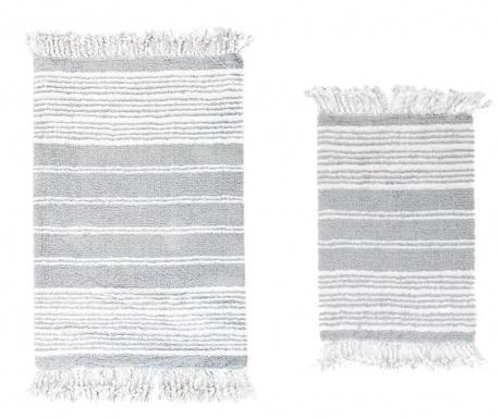 Комплект 2 кърпи за баня Relax Grey