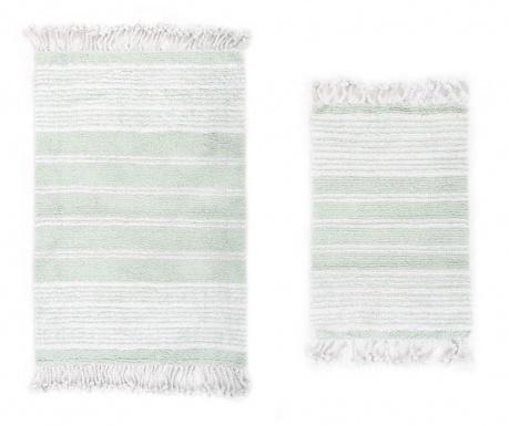 Комплект 2 кърпи за баня Relax Green