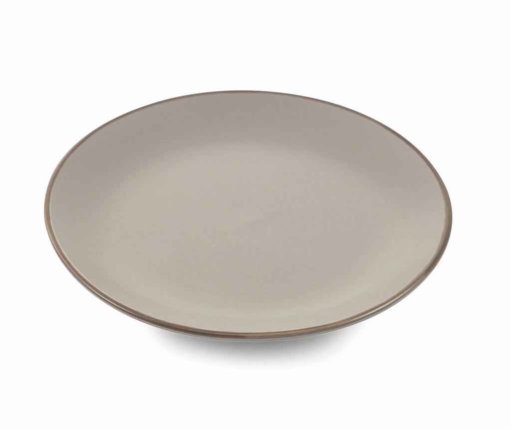 Kora Grey 6 db Desszertes tányér