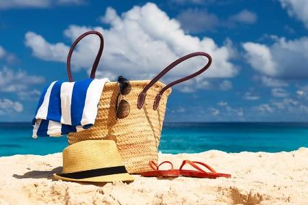 Подготовка за плажа