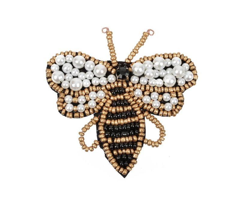 Брошка Forget Me Not Happy Bee