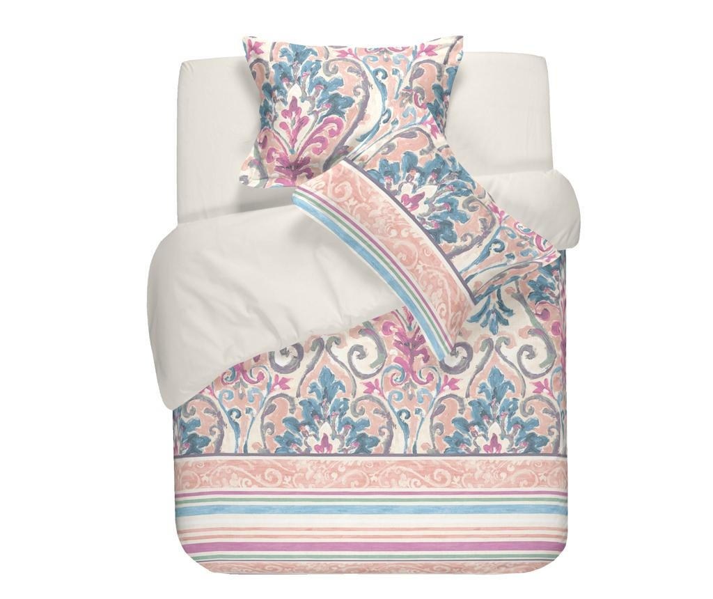 Set de pat Double Belluille Pink