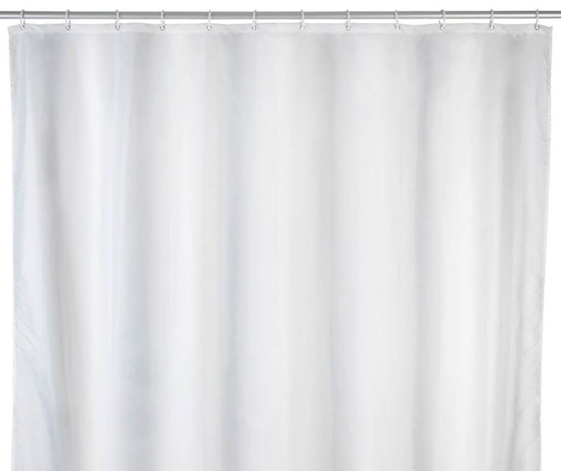 Zavjesa za tuš Carry White 120x200 cm
