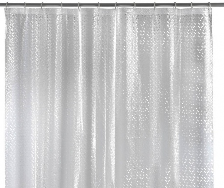 Завеса за баня Stamp 3D 180x200 см