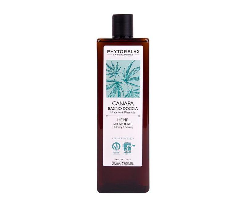 Gel za tuširanje Phytorelax Canapa 500 ml