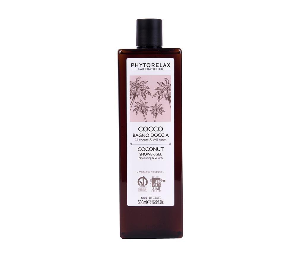 Gel de dus Phytorelax Coconut 500 ml