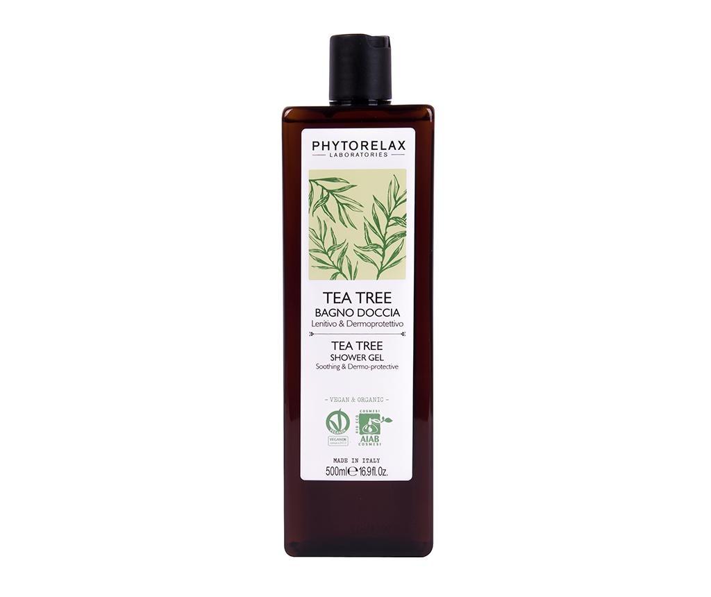 Gel de dus Phytorelax Tea Tree 500 ml