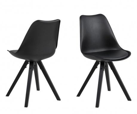 Комплект 2 стола Dima All Black