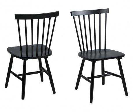 Комплект 2 стола Riano Black