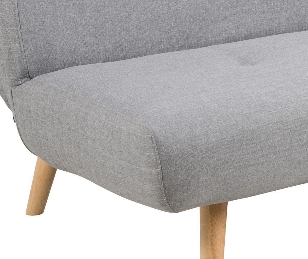 Sofa extensibila Havana Duo Light Grey