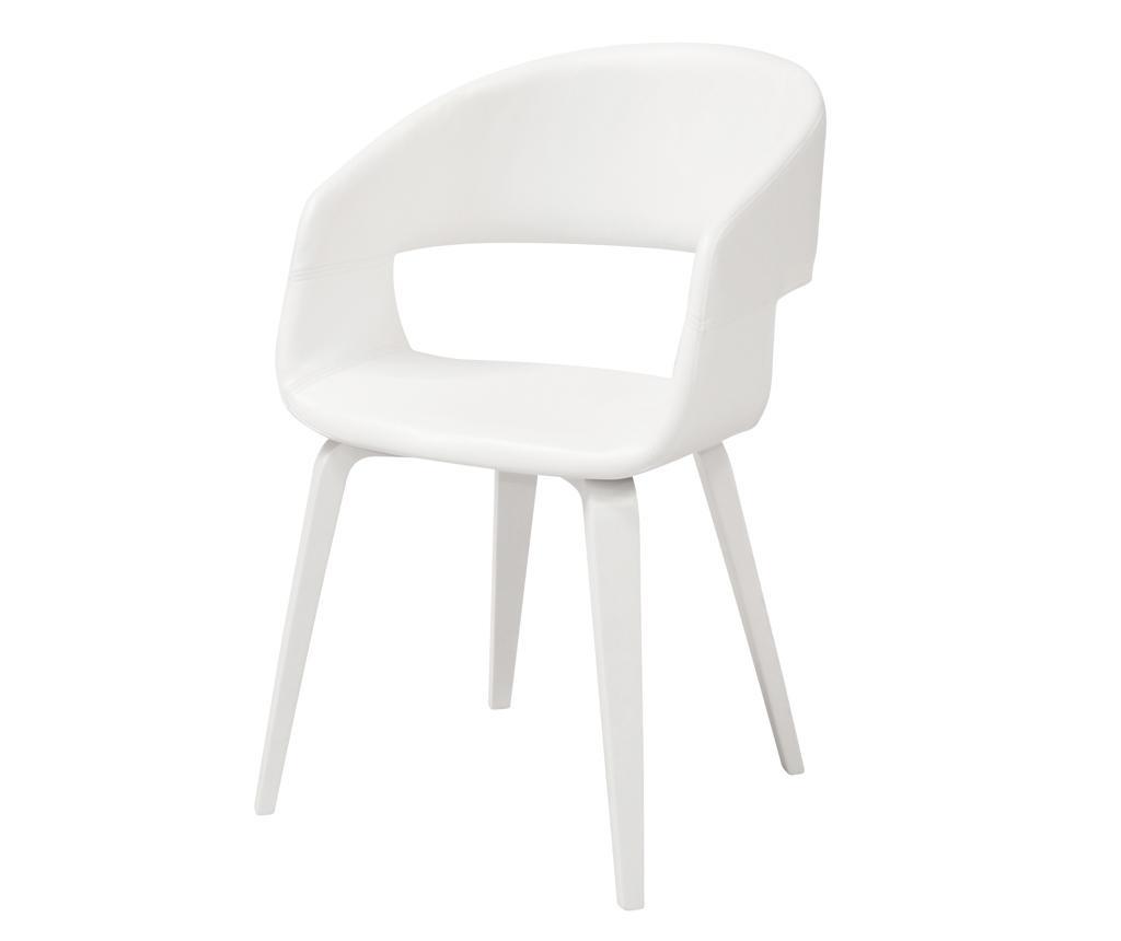 Set 2 scaune Nova White
