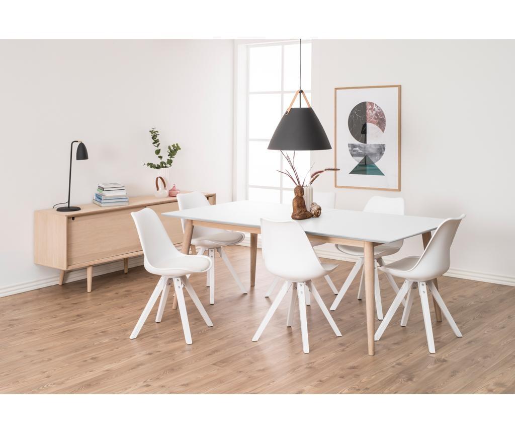 Комплект 2 стола Dima Style White