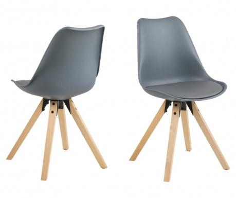 Комплект 2 стола Dima Style Grey