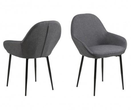 Комплект 2 стола Candis Grey