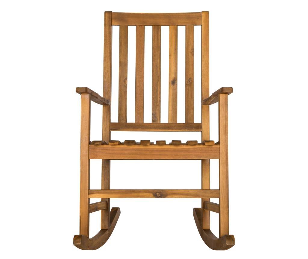 Zewnętrzne krzesło na biegunach Joakim Cream